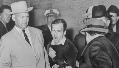 Jim Leavelle, lawman at Lee Harvey Oswald's side, dies at 99