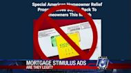 DWYM: Be careful of ads promising new homeowner stimulus plan