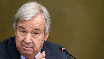 聯合國秘書長:認為UN能解決阿富汗問題是幻想