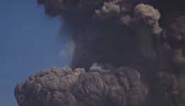 Mount Etna erupts spectacularly spewing lava
