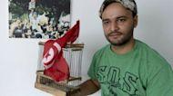 'Cage man' remembers Tunisia's revolution