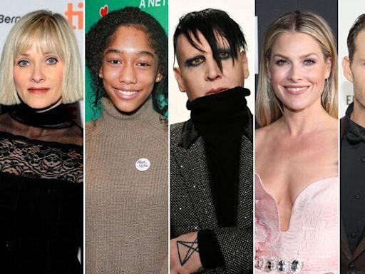 Marilyn Manson, Ali Larter Among 11 Cast in Greg Nicotero's 'Creepshow' at Shudder