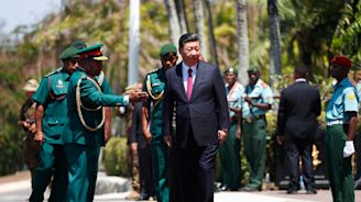 Xi woos Pacific islands to curb Taiwan's influence