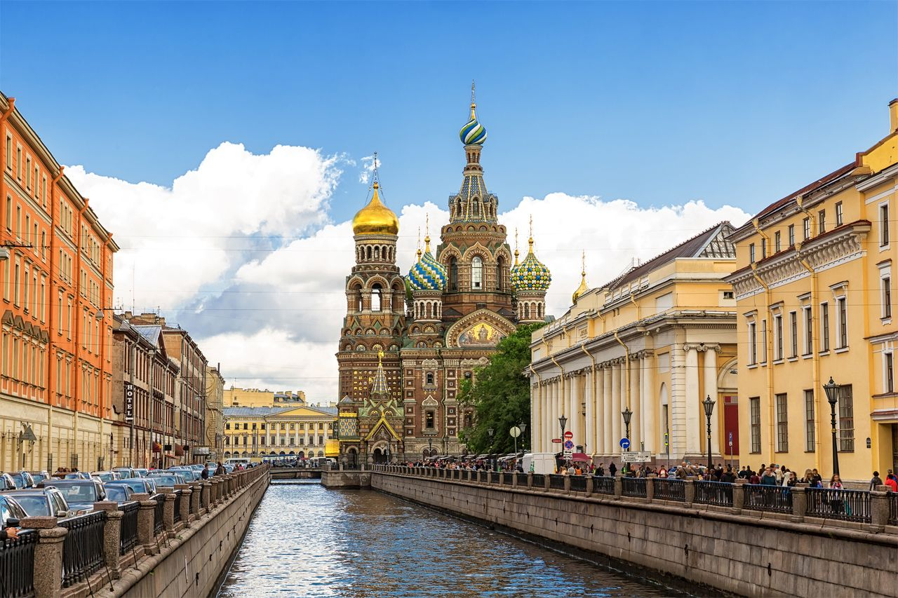Onde se Hospedar em São Petersburgo na Rússia - Dicas de ...