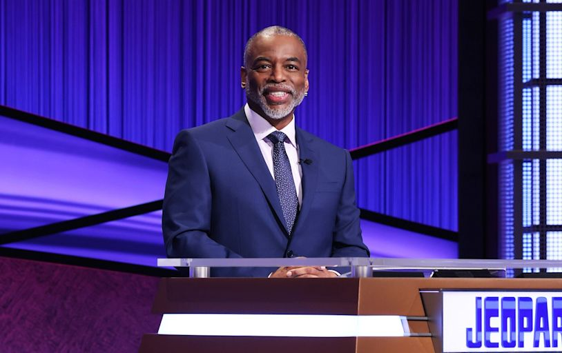 LeVar Burton says he no longer wants to be the new Jeopardy host