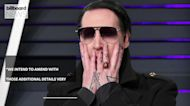Judge Dismisses Marilyn Manson Accuser's Rape Suit | Billboard News