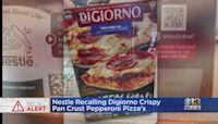 Nestlé Recalls Over 27,000 Pounds Of Frozen DiGiorno Pepperoni Pizza