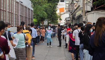 泰國疫苗接種數據更新|至9月23日累計逾4,666萬劑