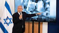 Netanyahu 'determined' to continue Gaza bombardment