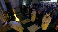 Turks hold first Eid prayers at Hagia Sophia mosque