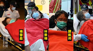 47 人案馬拉松式聆訊 匿名法官轟折磨被告、剝奪人權 如中國「作秀審判」羞辱異見 | 立場報道 | 立場新聞