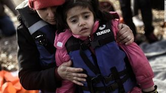 UN: The world has more refugees than ever