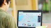 桃園市工作職缺地圖推新功能 網頁能直接顯示最佳路徑