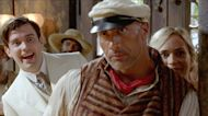 Dwayne Johnson and Emily Blunt's 'Jungle Cruise' Bloopers (Exclusive)