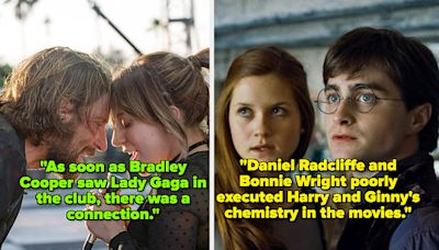 15 Actors Whose Onscreen Chemistry In Movies Was Unmatched, And 15 Actors Whose Chemistry Was Utterly Cringeworthy