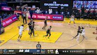 Game Recap: Warriors 113, Grizzlies 101