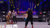 Sports World Is Freaking Out About Shaq's Wrestling Move