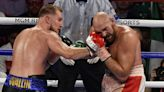 Tyson Fury set to fight Otto Wallin next in rematch if he beats Dillian Whyte