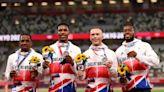 【中國能遞補銅牌】藥檢覆核失敗 英國奧運400接力銀牌恐遭沒收--上報