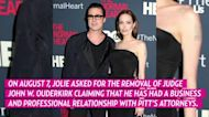 Angelina Jolie Fails to Remove Judge From Brad Pitt Divorce Case