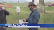 An Air Force Veteran Has A New Car & A Fresh Start