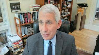 Dr. Anthony Fauci says opening early could bring serious consequences