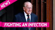 Prince Philip to Remain in the Hospital as He Fights 'Infection'