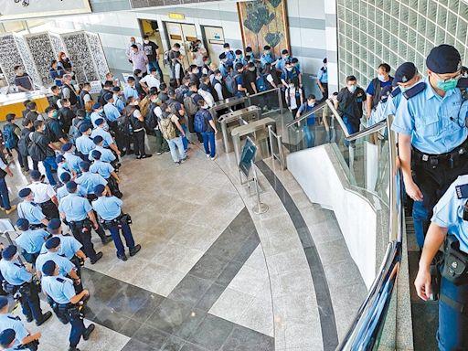 壹傳媒申禁警用文件被拒 質疑手令違法 官:只可司法覆核挑戰 | 蘋果日報