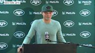 Jets vs Patriots: Zach Wilson explains 4 INTs | Jets Post Game