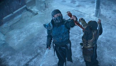Why 'Mortal Kombat's ending brings the heat for Johnny Cage and villain Sub-Zero (spoilers!)