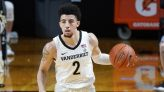 Scotty Pippen Jr leads Vandy with tips from dad, Stackhouse