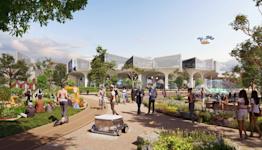 Billionaire Marc Lore outlines how he will build the inclusive, Utopian desert city Telosa