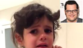 Josh Gad Shares Clip of Daughter Crying About Growing Up — and How It Helped Inspire Frozen 2
