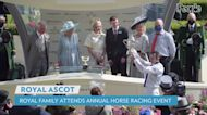 Prince Charles, Camilla and More Return to Royal Ascot After Missing Last Year's Horse Racing Event