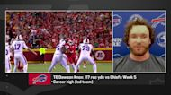 Dawson Knox explains what Bills' win over Chiefs meant