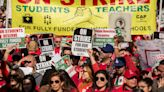 Los Angeles teachers union votes to postpone Israel boycott motion indefinitely - Jewish Telegraphic Agency