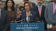 Texas Democrats Who Helped Kill State Elections Bill Get Support In DC From Speaker Nancy Pelosi