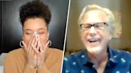 Watch Andra Day get surprised by her former musical theater instructor