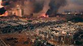 (影)黎巴嫩首都爆炸至少78死4千傷!蕈菇雲衝天 官員:廣島原爆重現