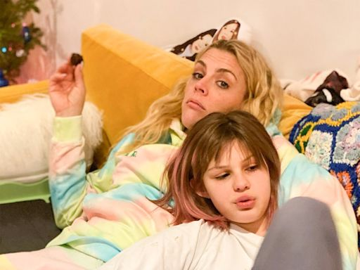 Busy Philipps' Child Birdie Lands Non-Binary Acting Role on Amazon's With Love : 'Made Me Cry'