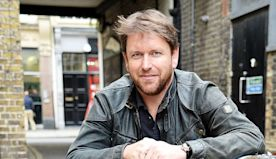 James Martin reveals some exciting news for his band!