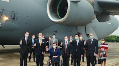美國捐疫苗助台 CNN:北京更在意「美軍運輸機」抵台灣 | 全球 | NOWnews今日新聞