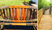 45 things completely transformed by the power of a pressure washer