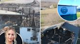 Jennifer Lawrence's Kentucky family farm burns down in 'awful fire but all people and animals escaped with no injuries'