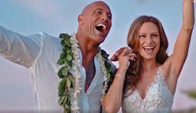 Magical Doesn't Even Begin to Describe Dwayne Johnson and Lauren Hashian's Dreamy Wedding