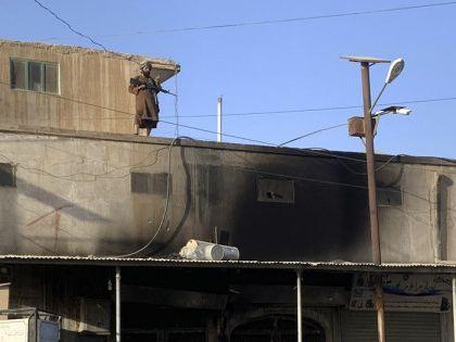 阿富汗局勢 坎大哈清真寺恐襲增至41死70傷 伊斯蘭國承認責任