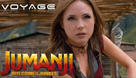 Dance Fighting! | Jumanji: Welcome To The Jungle | Voyage