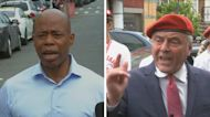 NYC mayoral candidates denounce gun violence after wild shootout