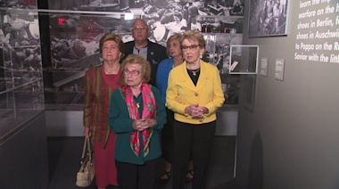 Dr. Ruth, Holocaust Survivors Plead for Tolerance Amid Increase in Anti-Semitism