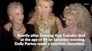 Dolly Parton Pays Tribute to Steel Magnolias Co-Star, Olympia Dukakis